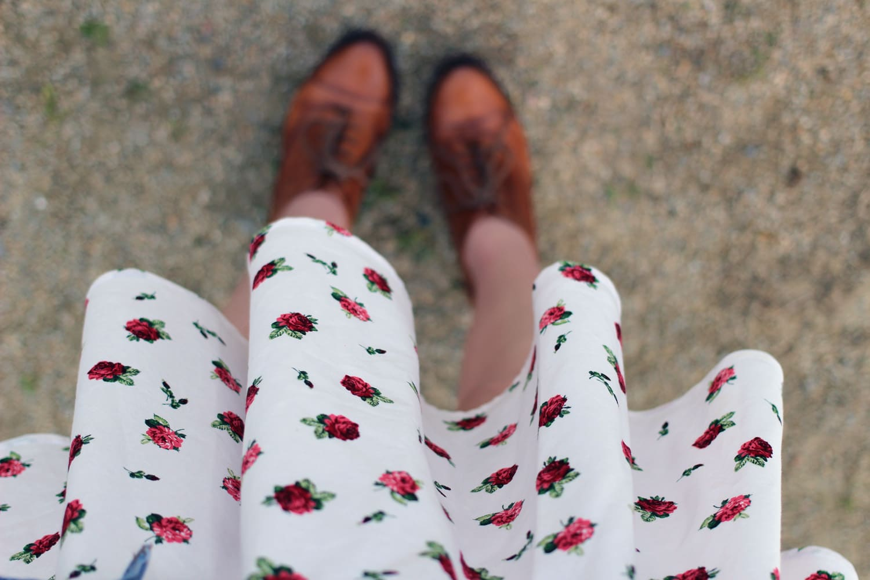 mini jupe circulaire zoom 2
