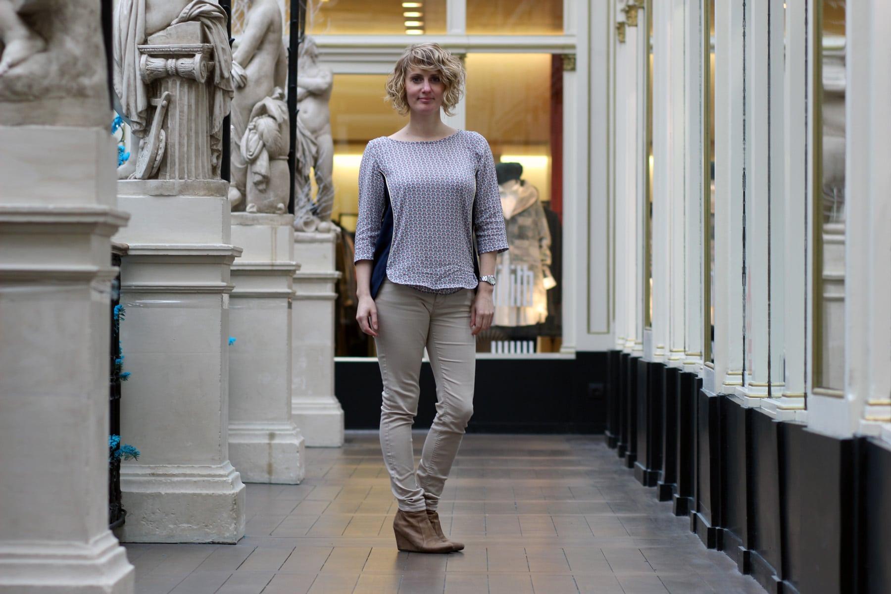 blouse cézembre bicolore-globale
